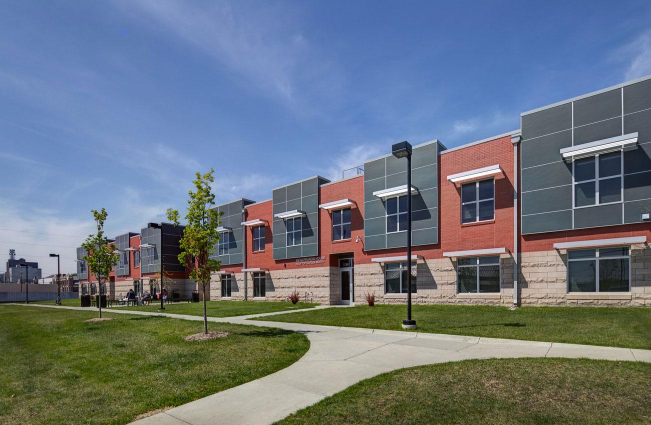 Siena Francis House Campus  Omaha, NE    View Gallery »