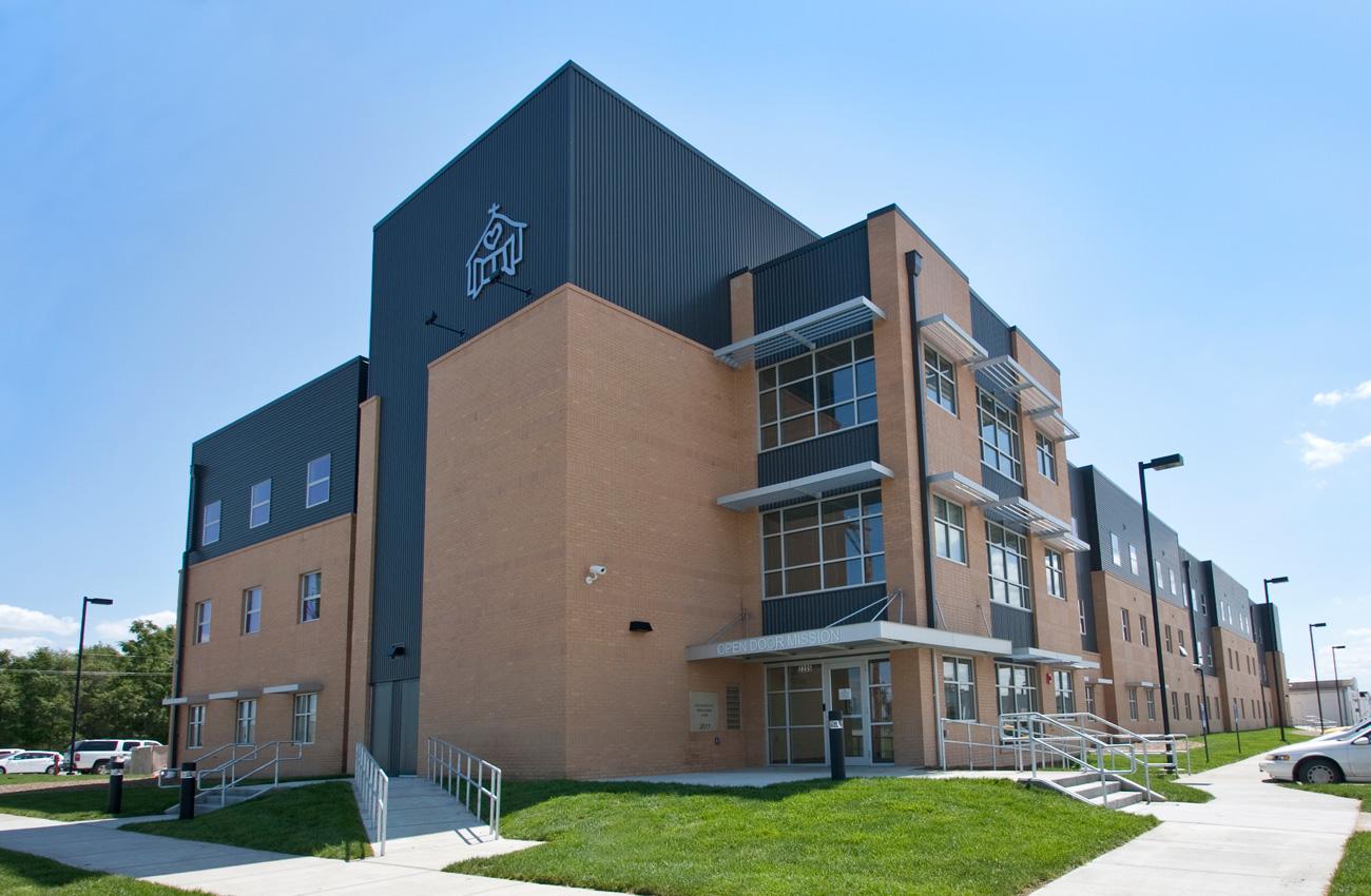 Open Door Mission Campus  Omaha, NE   View Gallery »