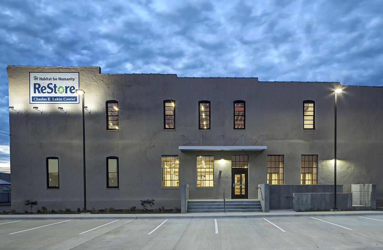 Habitat Restore |  Council Bluffs, IA   View Gallery »