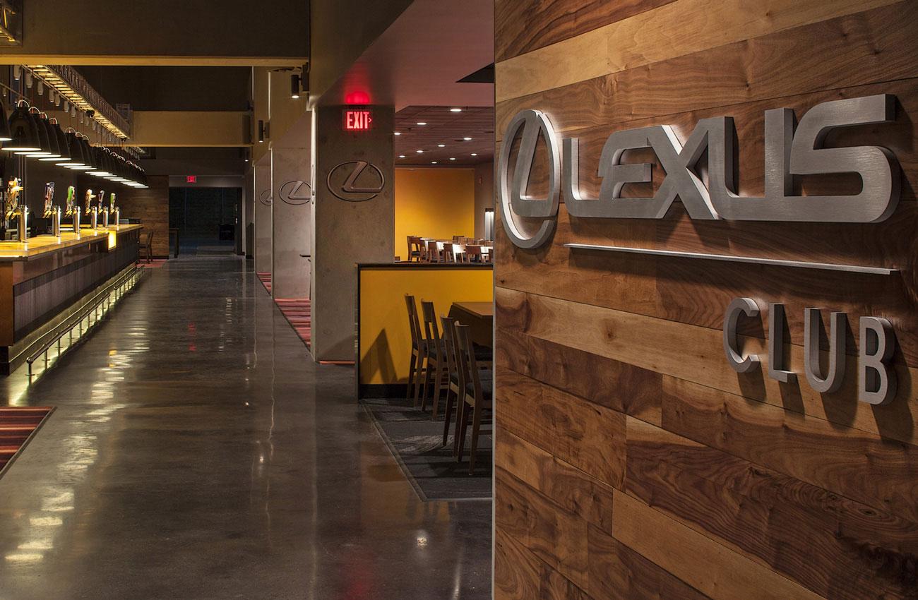 Lexus Club |  Omaha, NE   View Gallery »