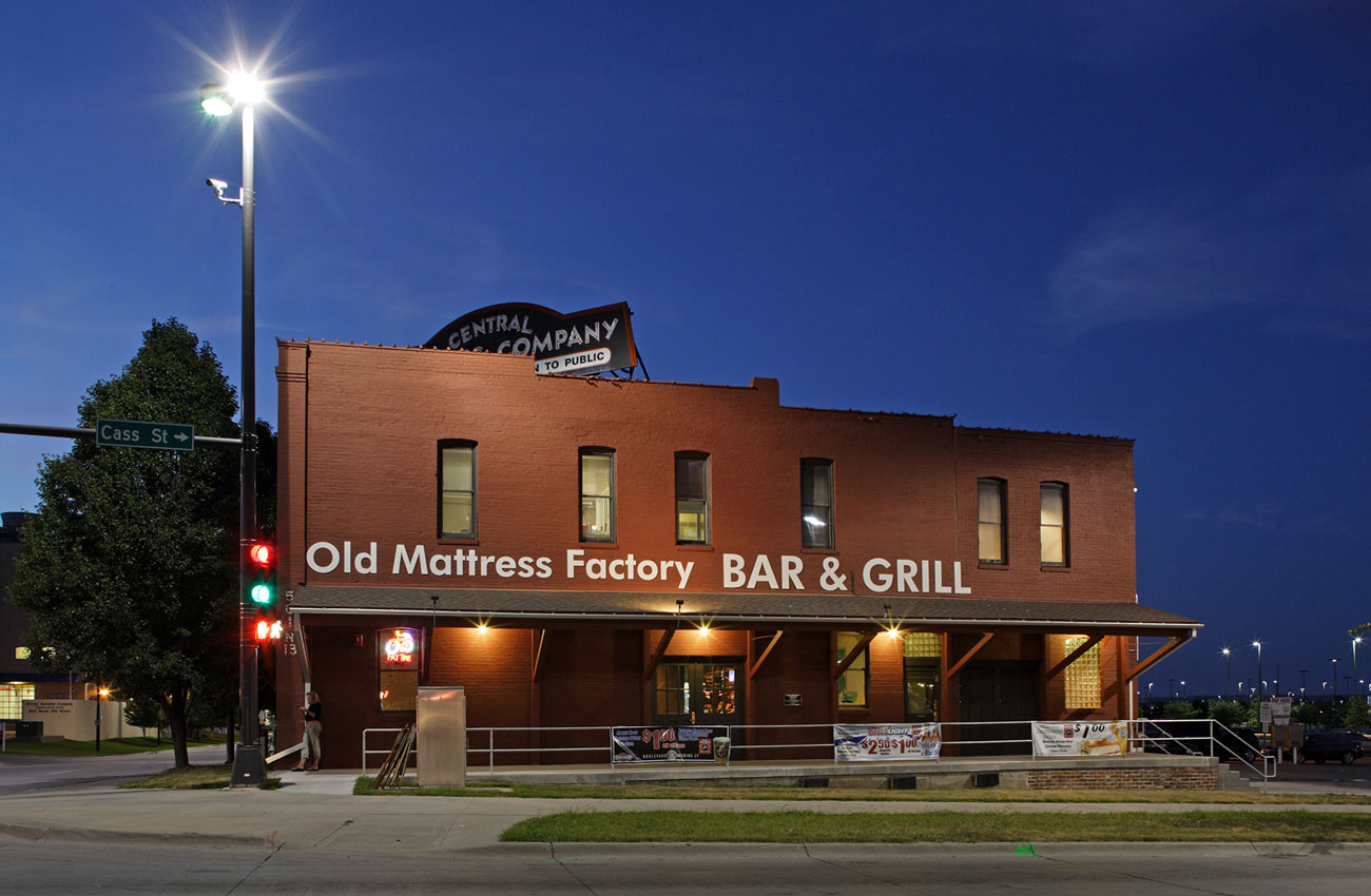 Mattress Factory |  Omaha, NE   View Gallery »