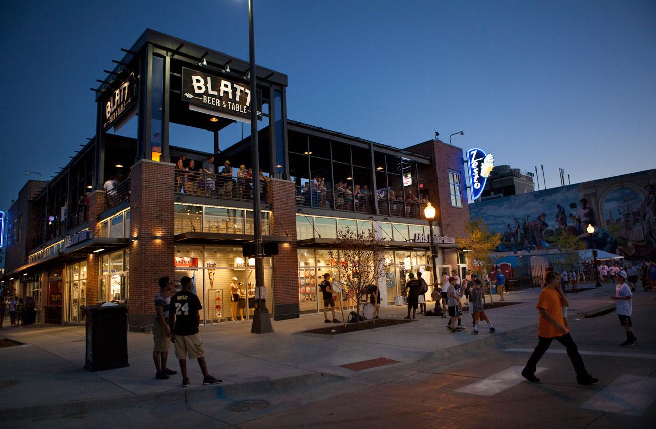 Blatt Beer & Table |  Omaha, NE   View Gallery »