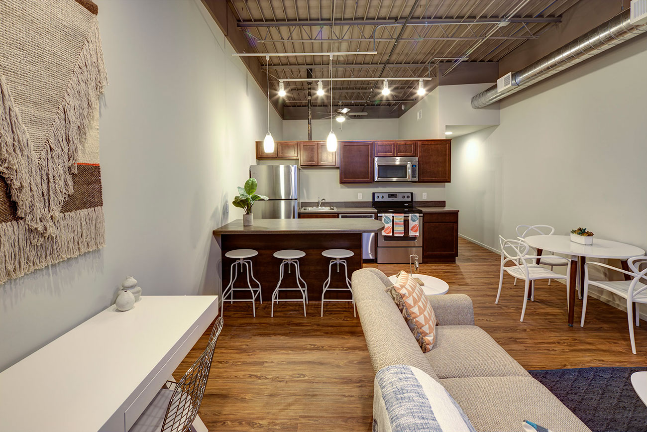 The Rochester Apartments |  Omaha, NE   View Gallery »