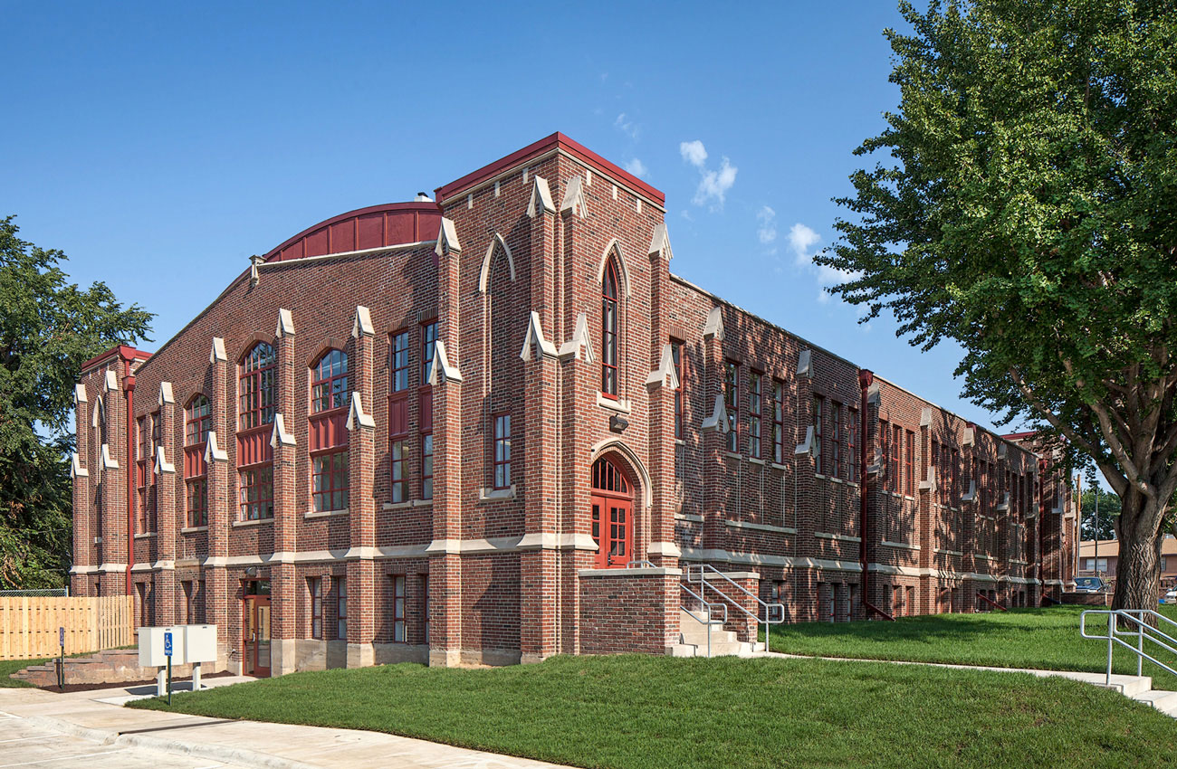 3 Point Lofts |  Council Bluffs, IA   View Gallery »