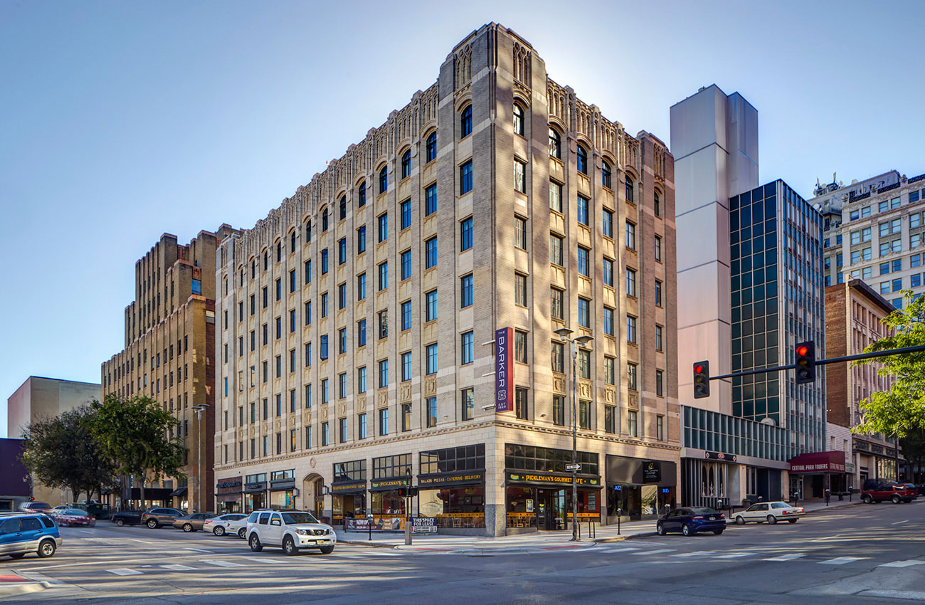 Barker Building |  Omaha, NE   View Gallery »