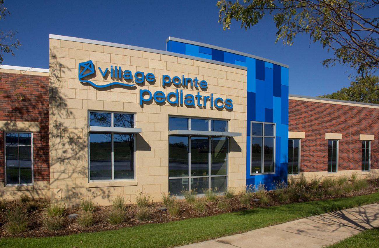 Village Pointe Pediatrics |  Omaha, NE   View Gallery »