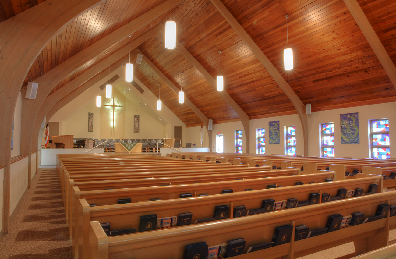 First Presbyterian Church |  Bellevue, NE   View Gallery »