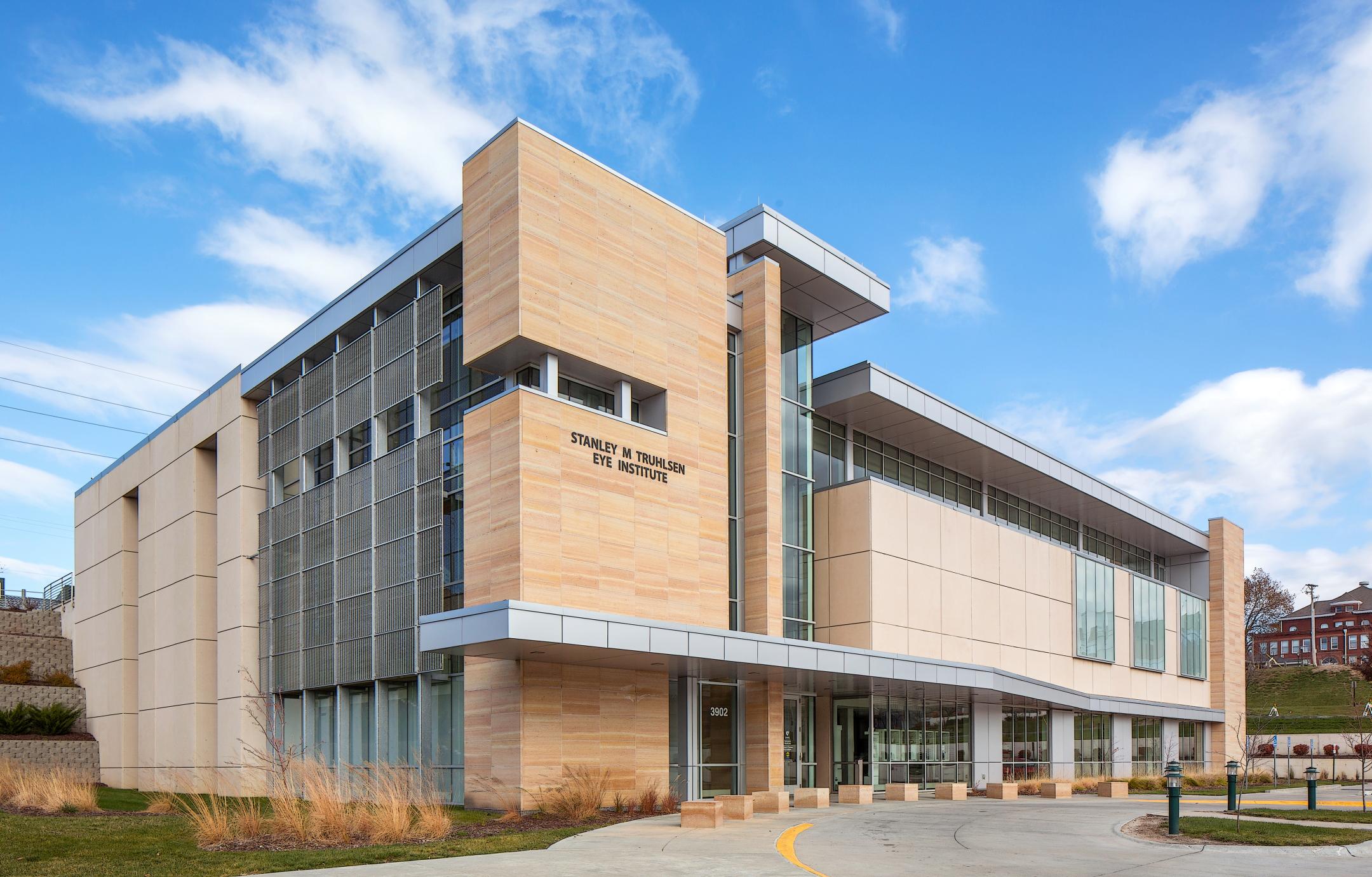 University of Nebraska Medical Center, Stanley M. Truhlsen Eye Institute  Omaha, NE    View Gallery »