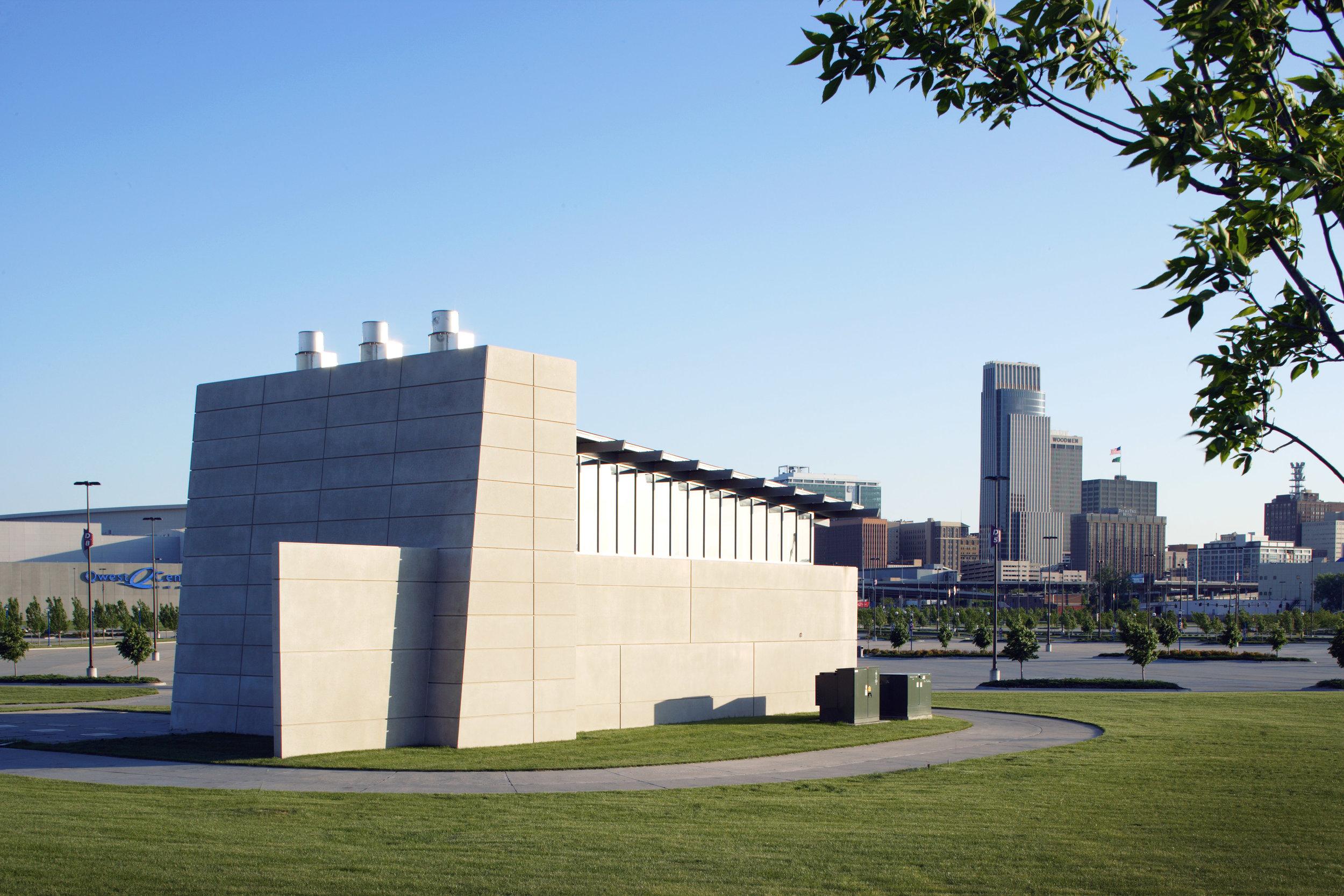 Nicholas Street Waste Removal Facility  Omaha, NE   View Gallery »