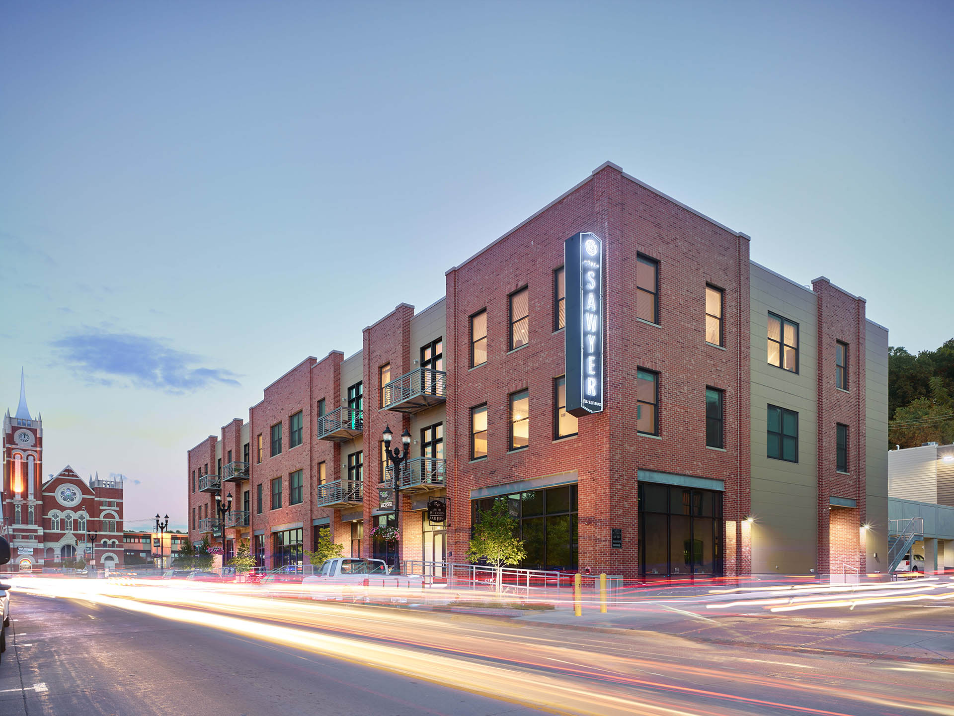 The Sawyer Building |  Council Bluffs, IA   View Gallery »