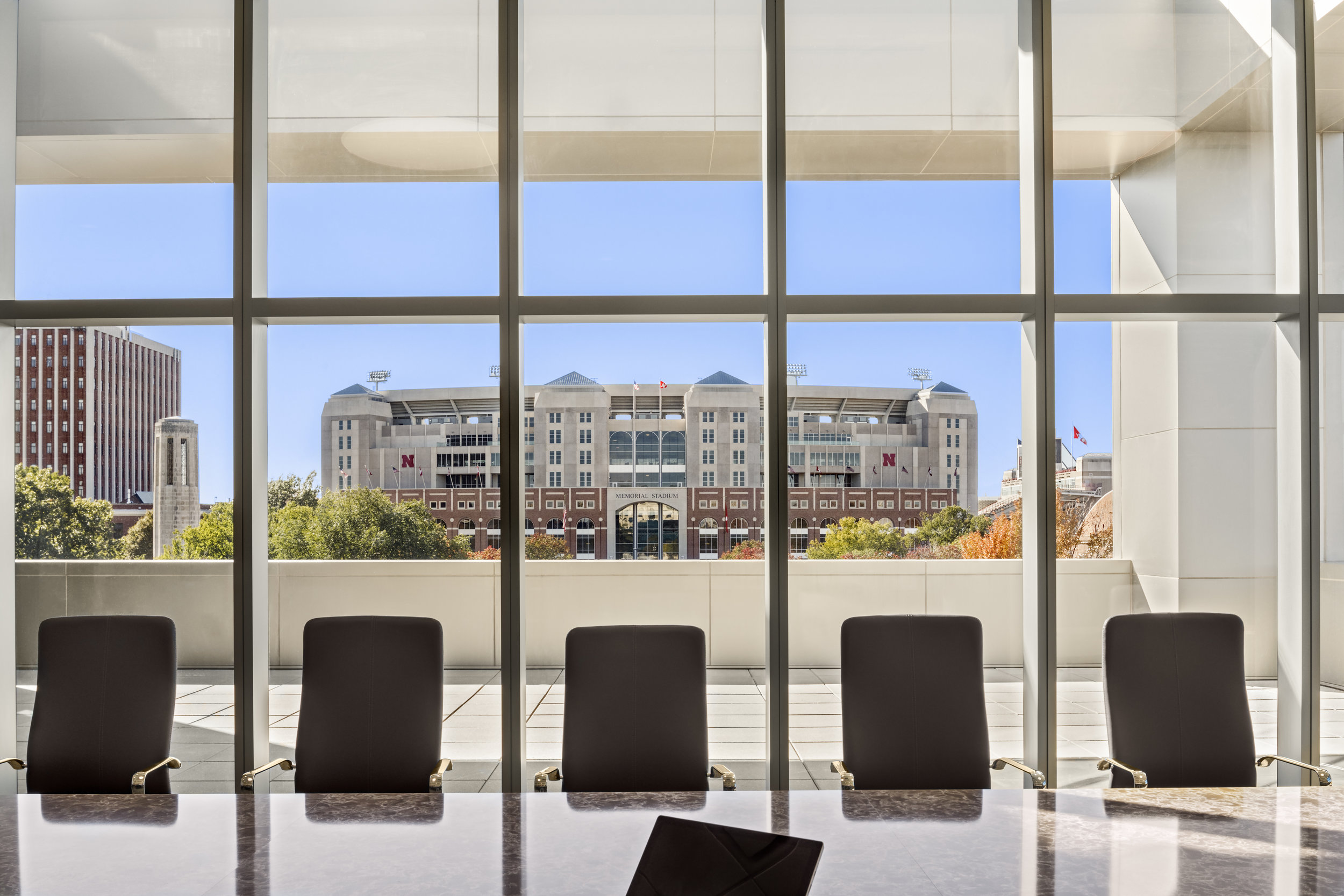 University of Nebraska at Lincoln, College of Business, Offices |  Lincoln, NE  |  Lincoln, NE   View Gallery »
