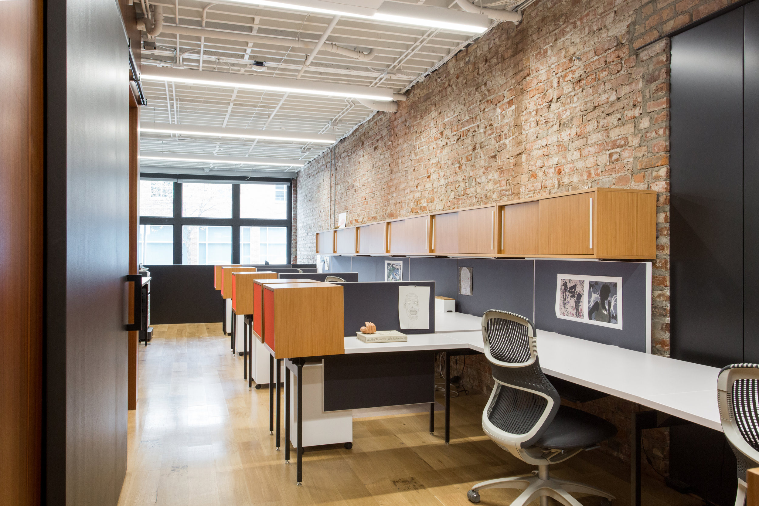 The Union for Contemporary Art, Offices |  Omaha, NE   View Gallery »