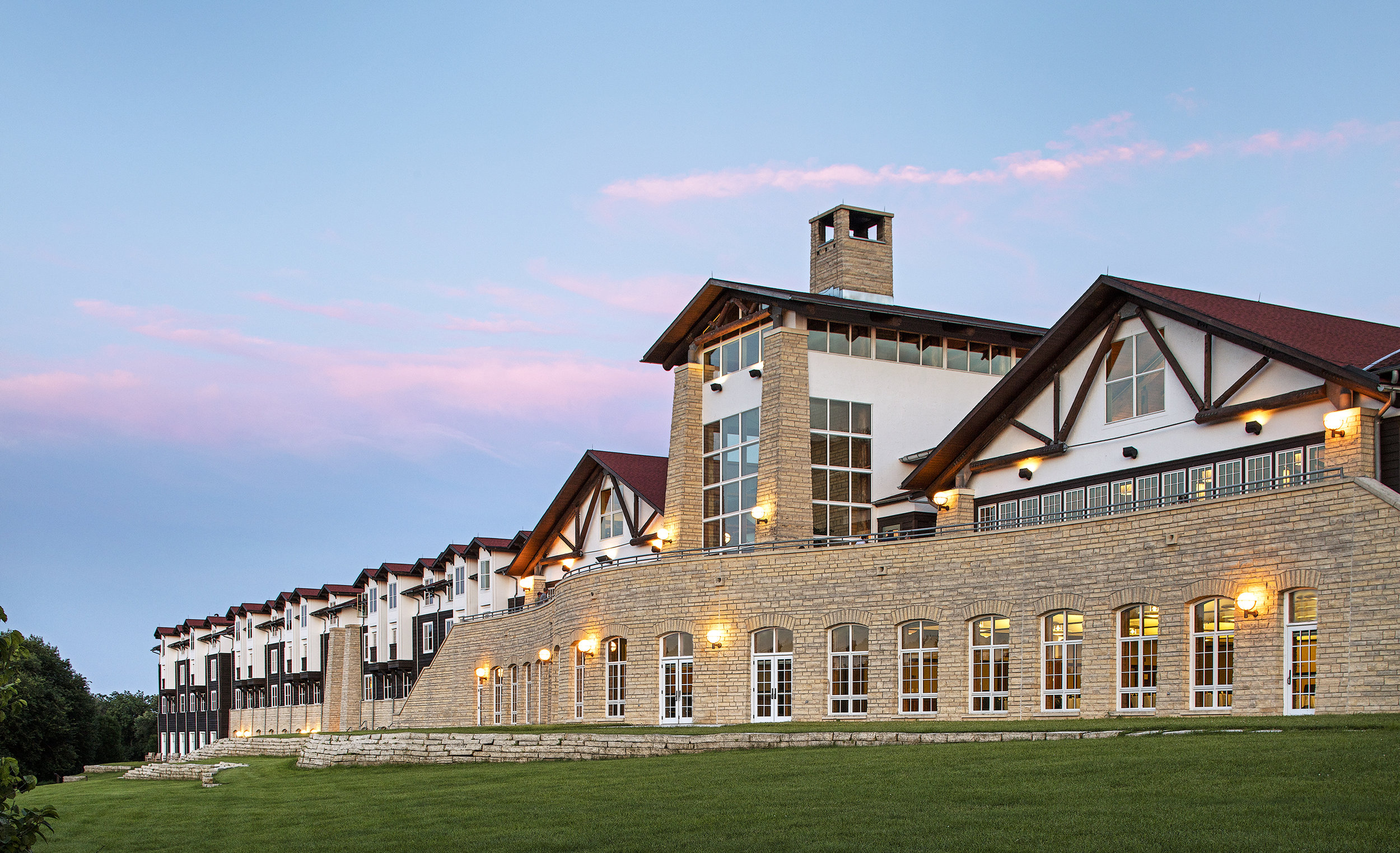 National Arbor Day Foundation, Lied Lodge & Conference Center | Nebraska City , NE   View Gallery »