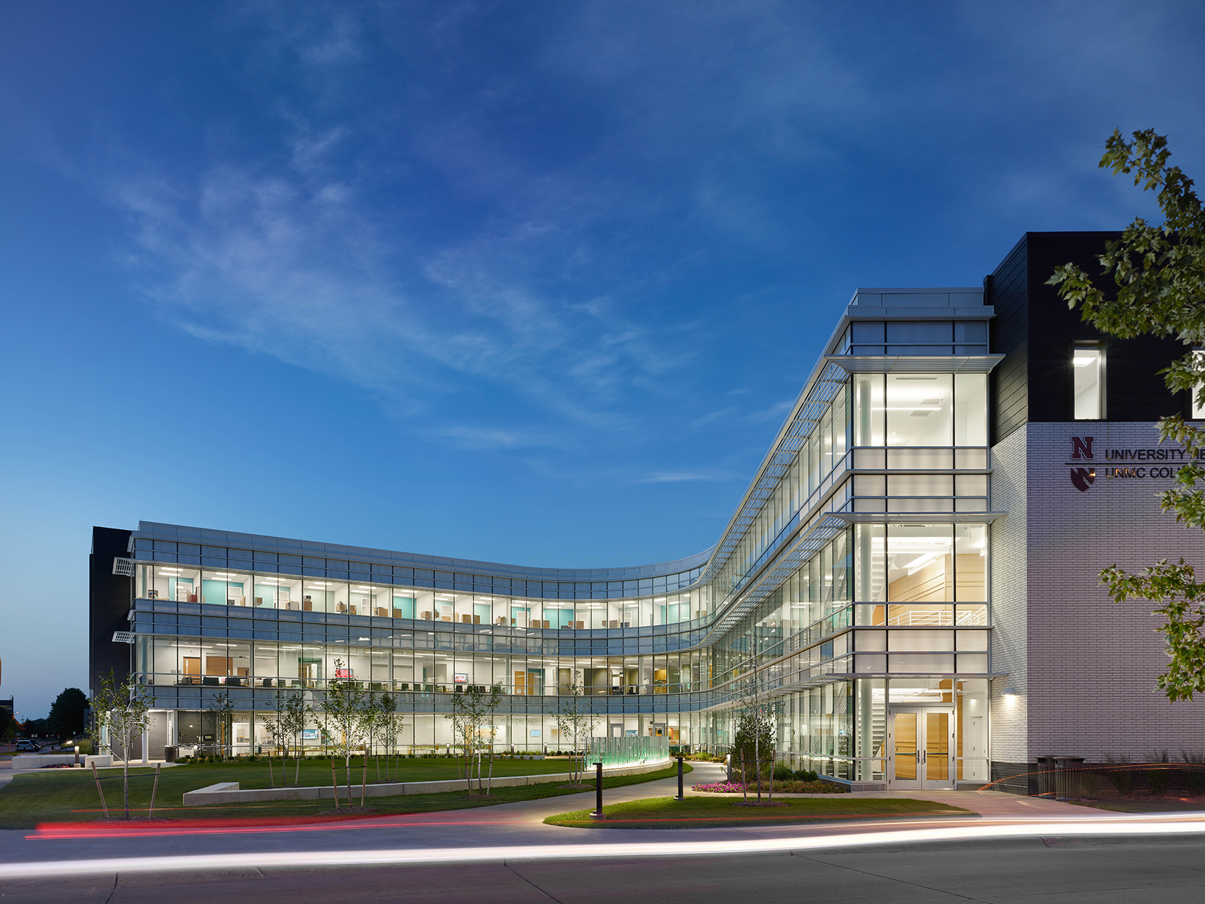 University of Nebraska at Lincoln, Health Center, UNMC College of Nursing    Lincoln, NE            View Gallery »