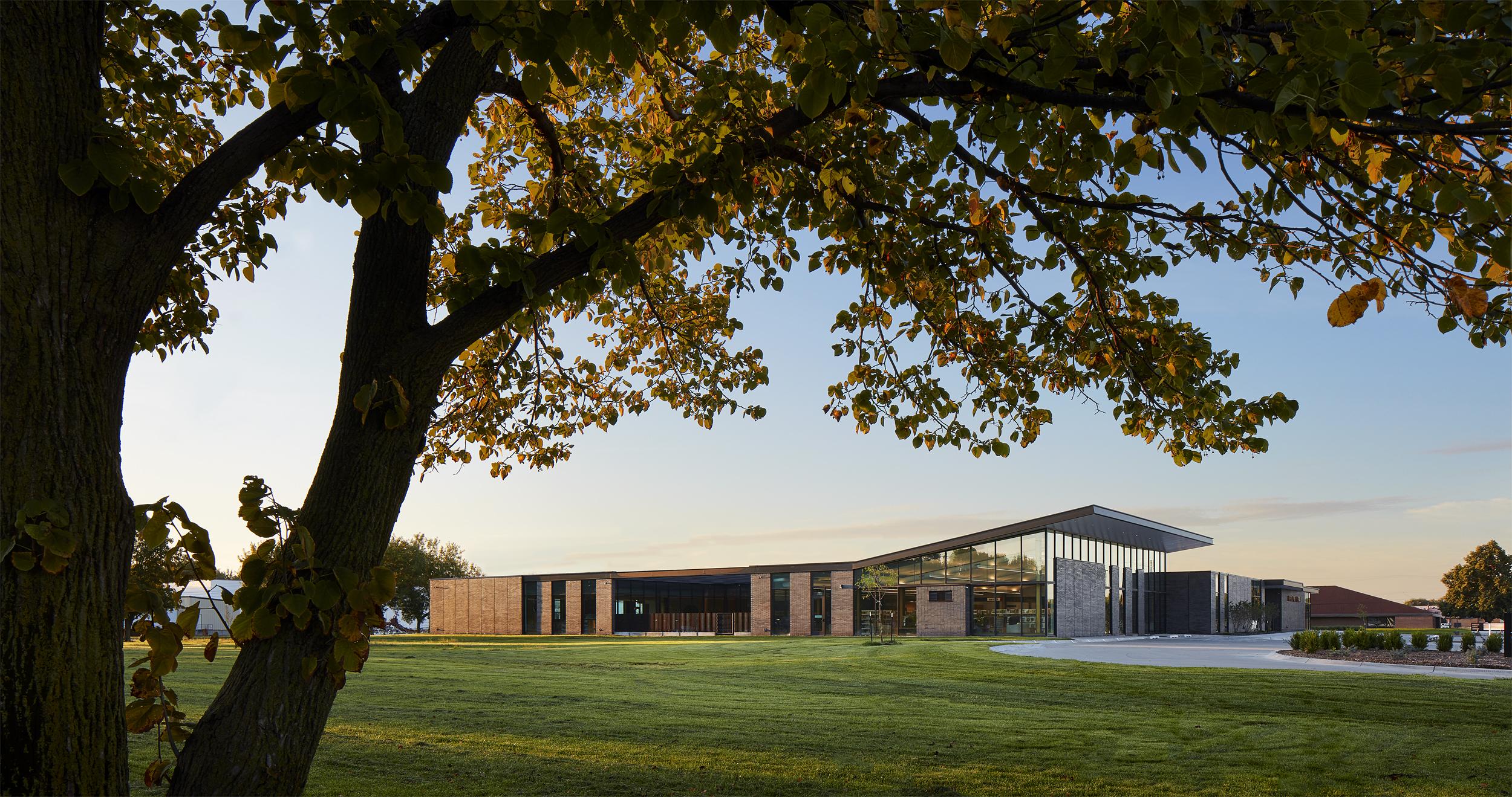 Norfolk Public Library |  Norfolk, NE   View Gallery »
