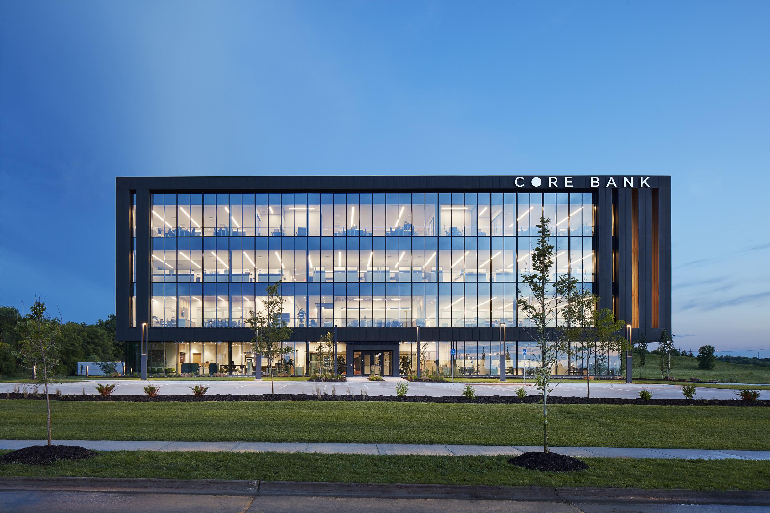 CORE Bank Headquarters |  Omaha, NE   View Gallery »
