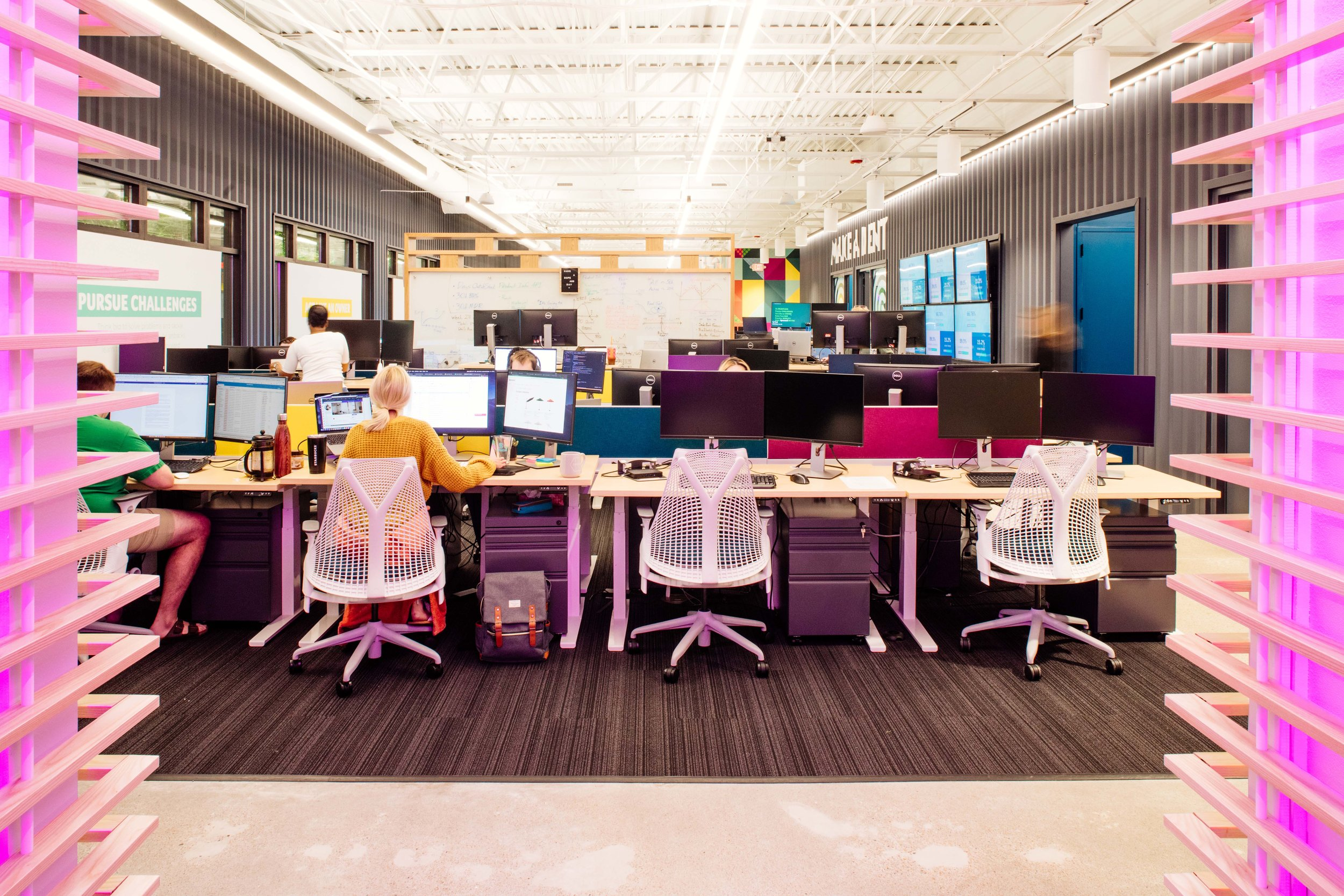 Spreetail Offices |  Omaha, NE   View Gallery »