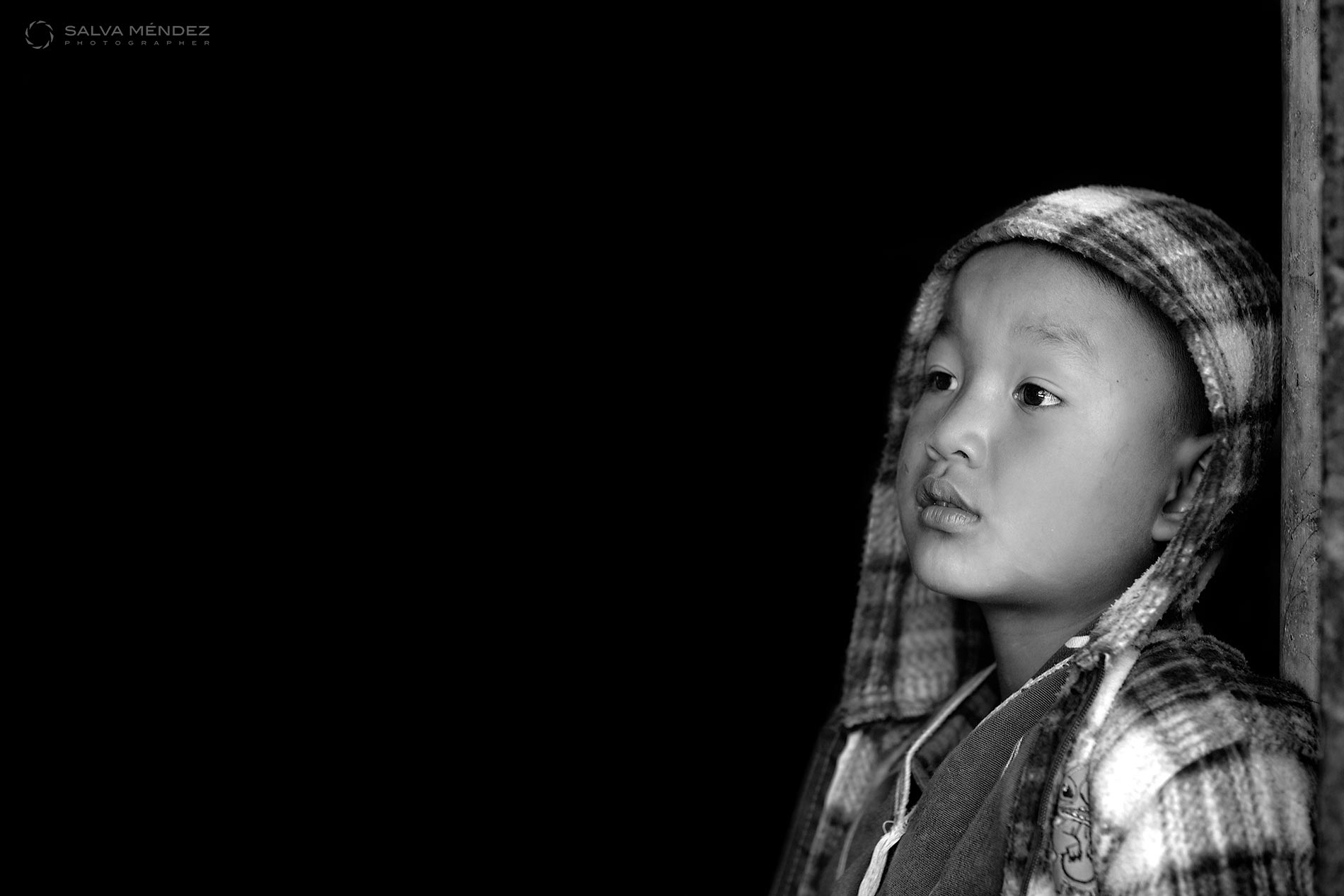 Kid from north Thailand.