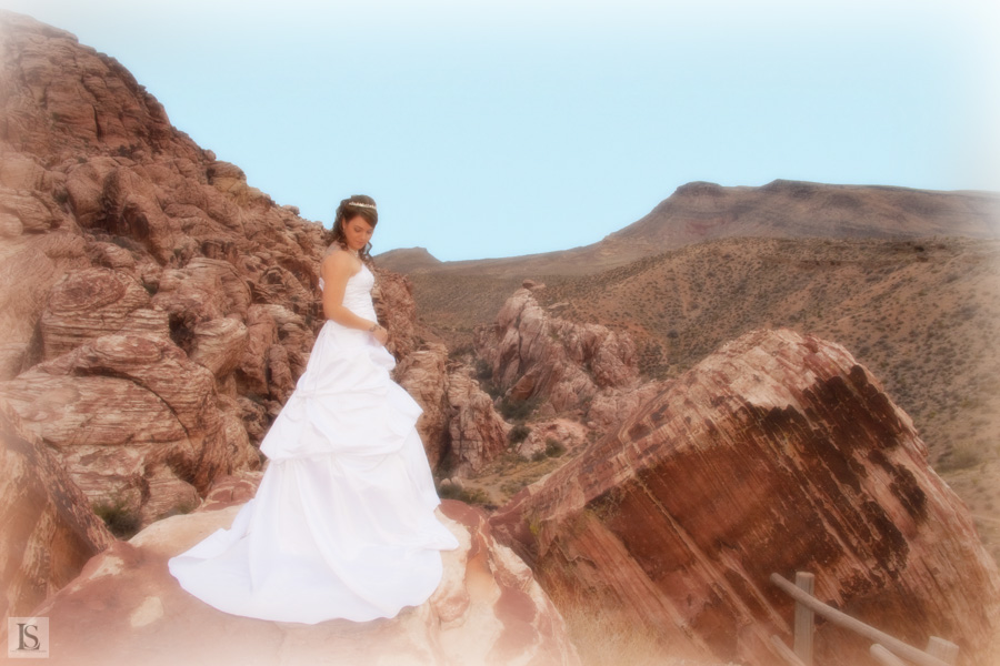 redrock wedding