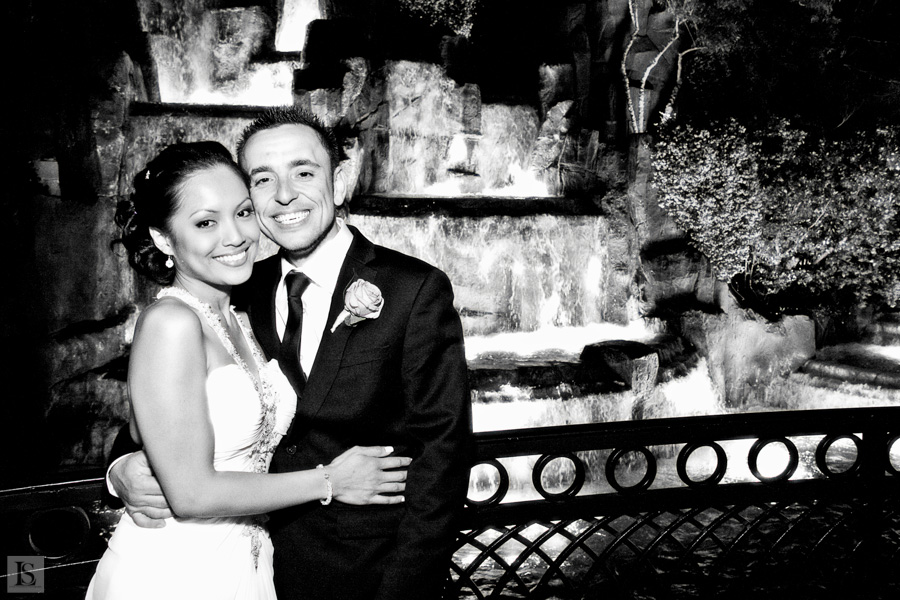 wedding at wynn Las Vegas