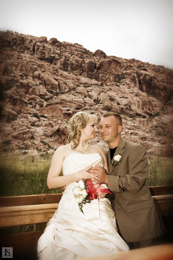 redrock wedding