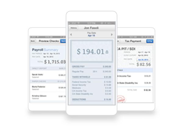 Payroll App Redesign
