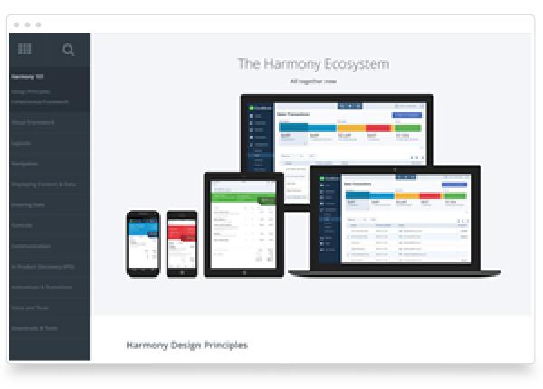 Harmony Design System