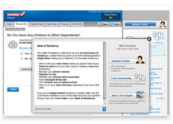 TurboTax Answers Hub