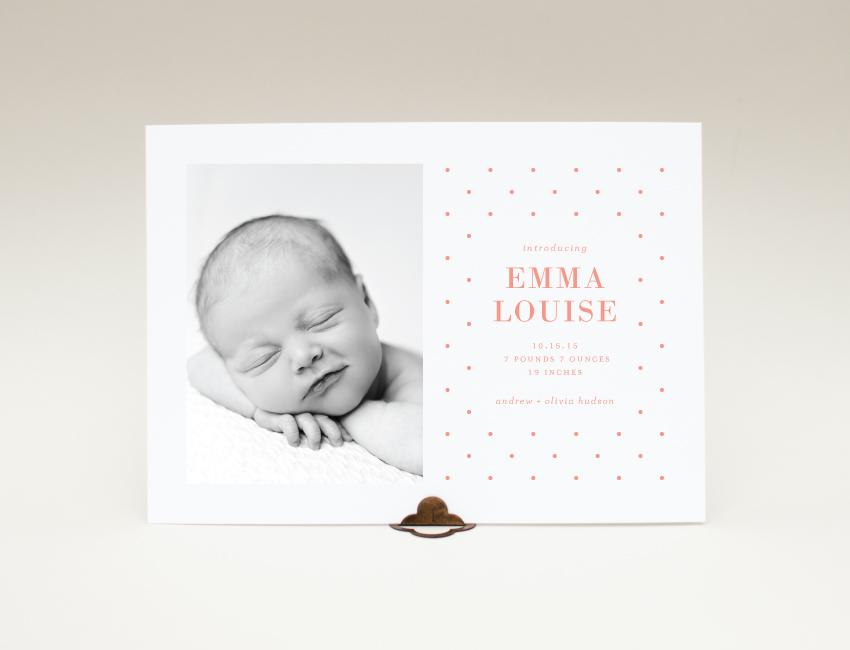 Flat-Print-Polka-dot-birth-announcement.jpg