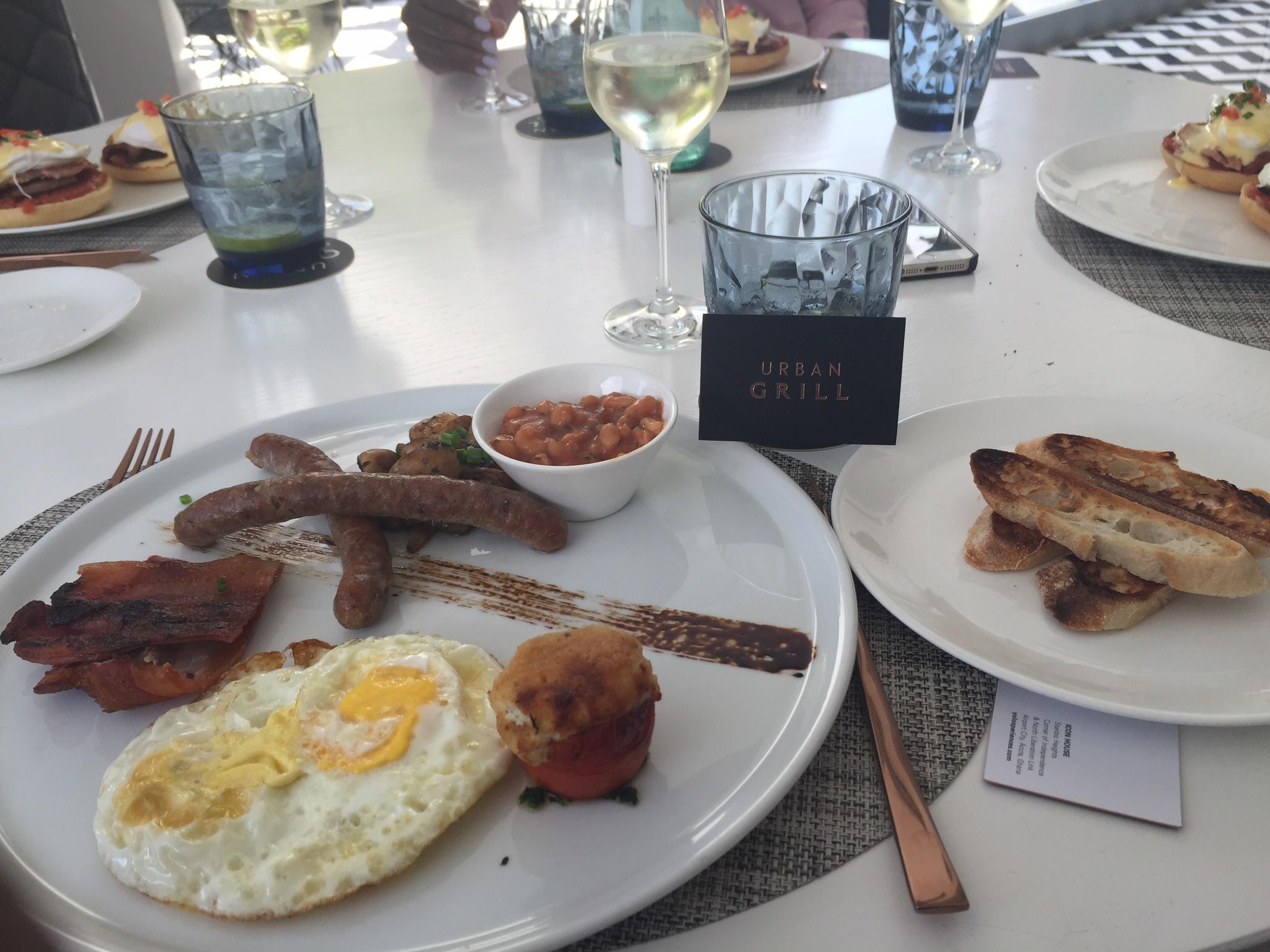 Urban Breakfast, Urban Grill
