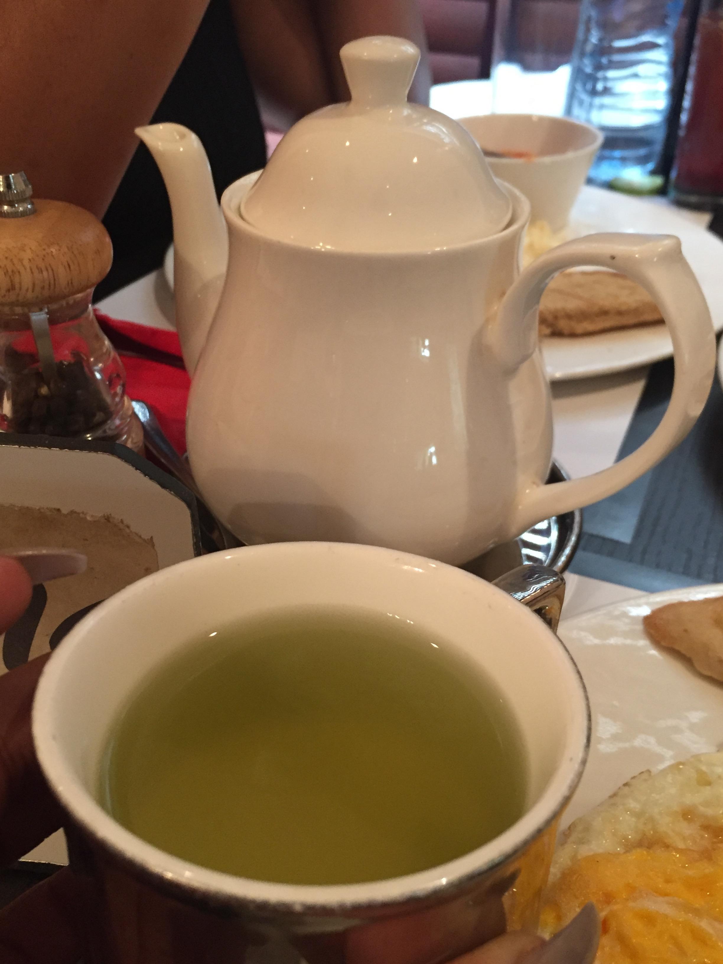 Mint tea, Bistro 7