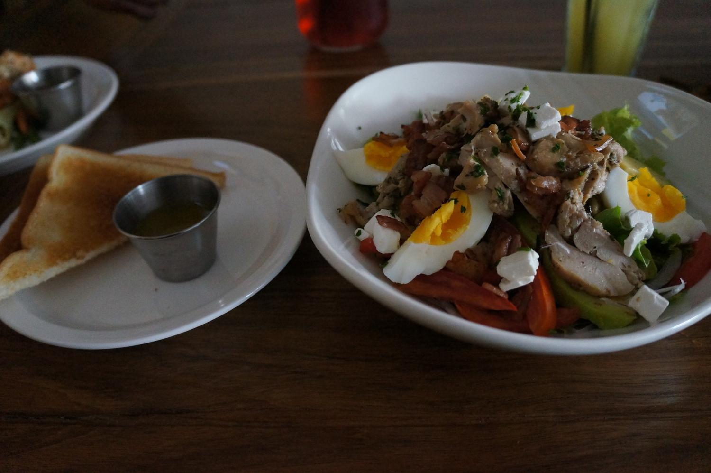 Chicken Salad, Cafe Kwae