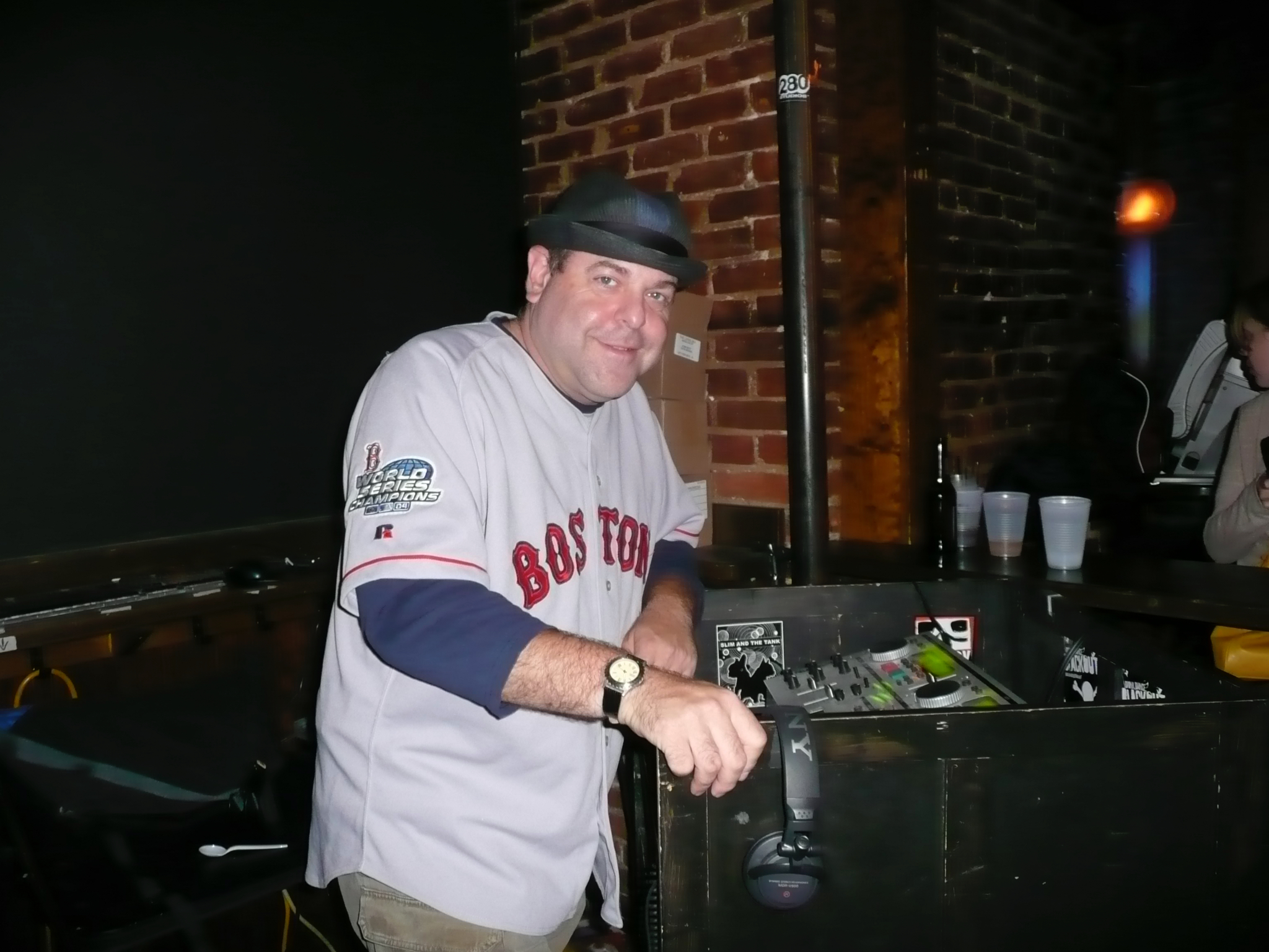 DJ Carbo (September 24, 2008)