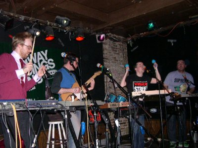 Hot Chip (March 13, 2006)