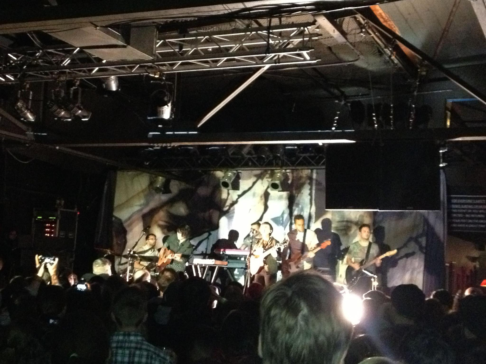 Tegan and Sara (January 27, 2013)