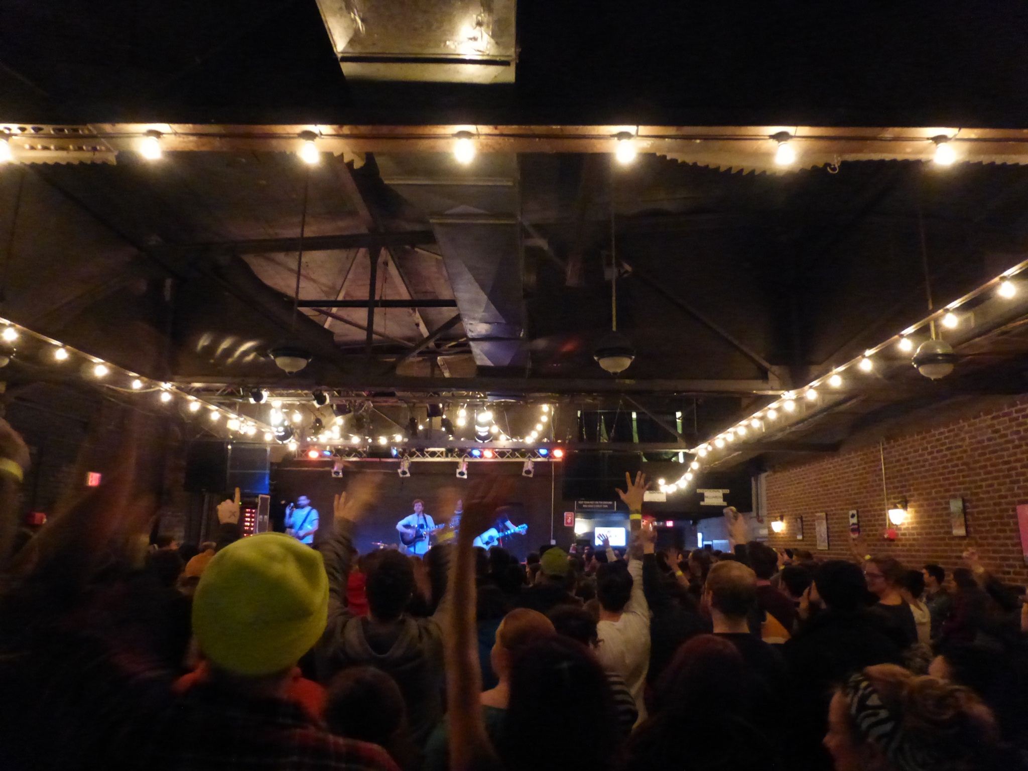Saves The Day (December 17, 2013)