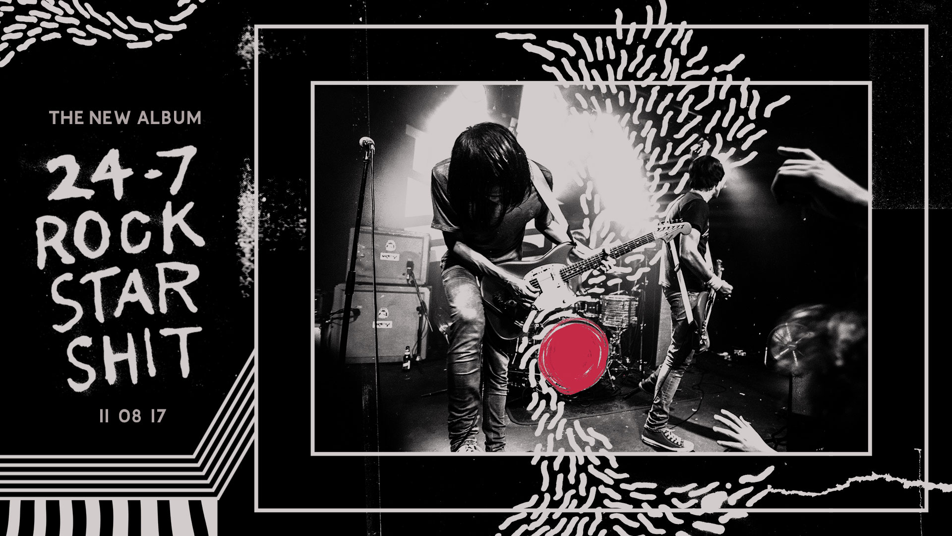 """The Cribs have announced that they will be releasing their new album  24-7 Rock Star Sh★t  on August 11th, 2017. With this announcement, they released the new single """" Rainbow Ridge """" along with a music video. Zane Lowe will be premiering """"What Have You Done For Me?"""", another single, on Beats 1 in Apple Music."""
