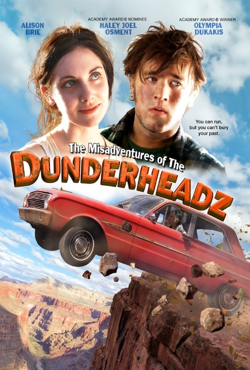 The Misadventures of the Dunderheadz   Assistant Editor  Editor- Stephen Rickert     T     RAILER