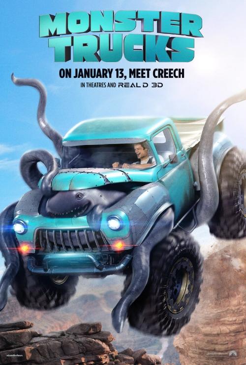Monster Trucks   Assistant Editor       T     RAILER