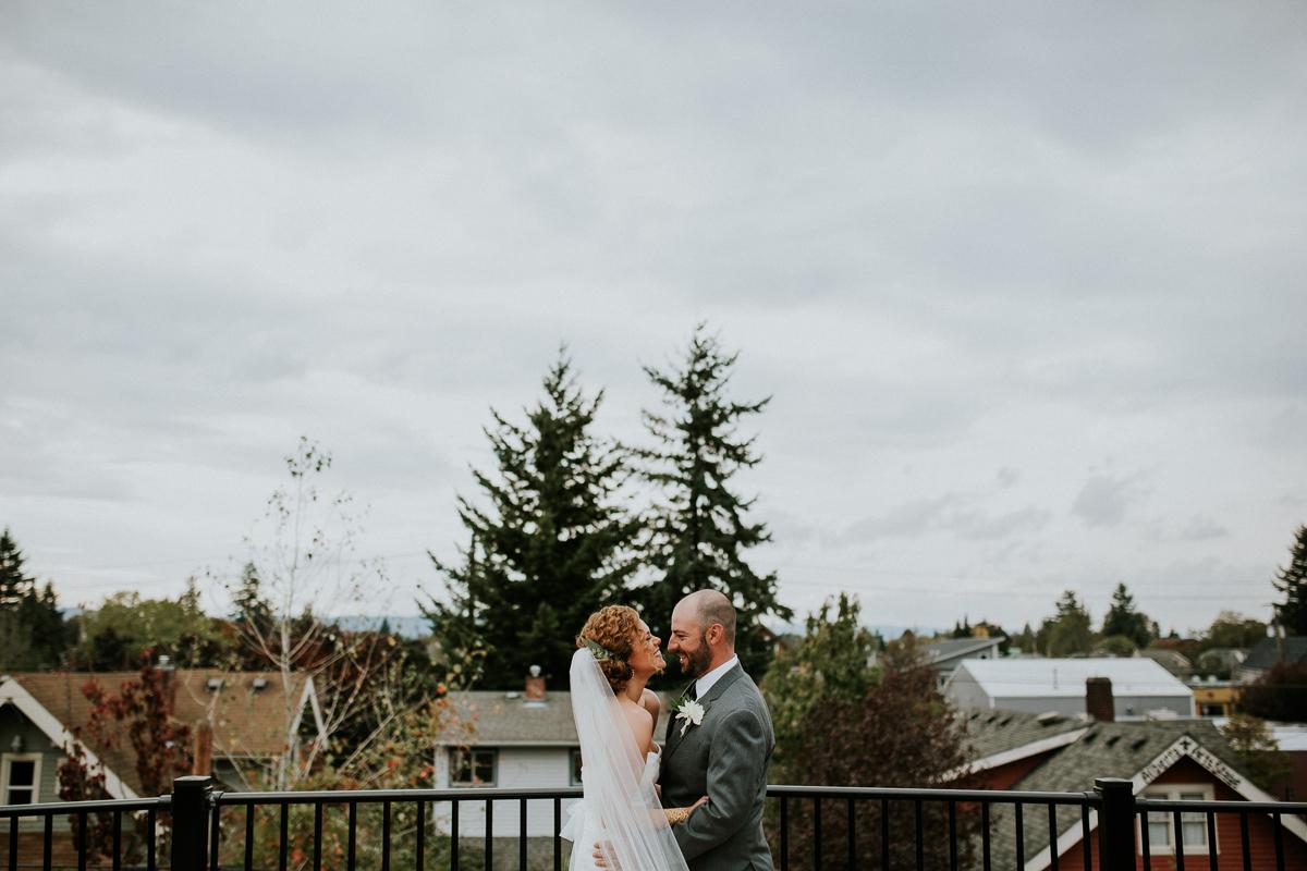 Deb + Zach | Married  Portland, OR