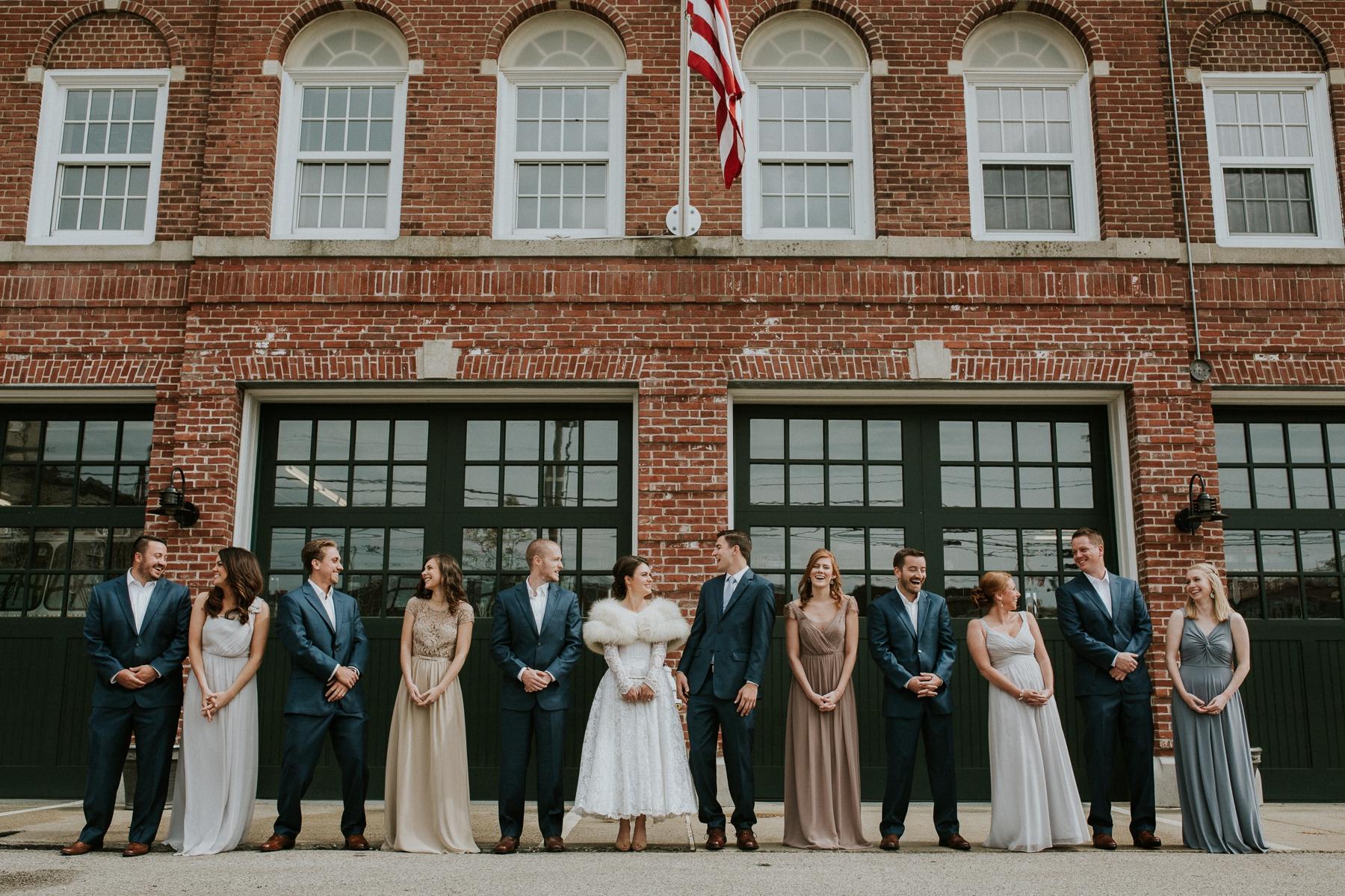Jenny + Glen | Married  Portsmouth, NH