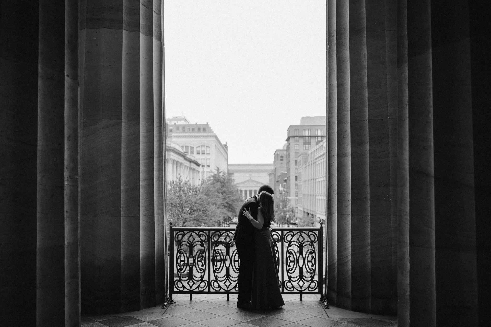 Kevin + Valerie | Eloped  Washington DC