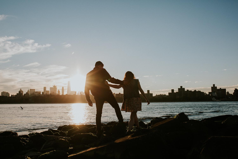 Kaitlyn + RL | Engaged  Brooklyn, NY