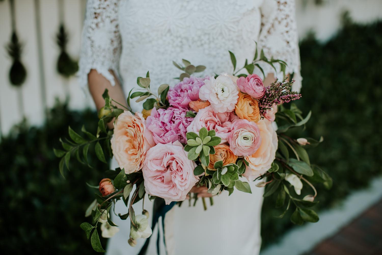 Bouquet Design by  Port + Palm Co