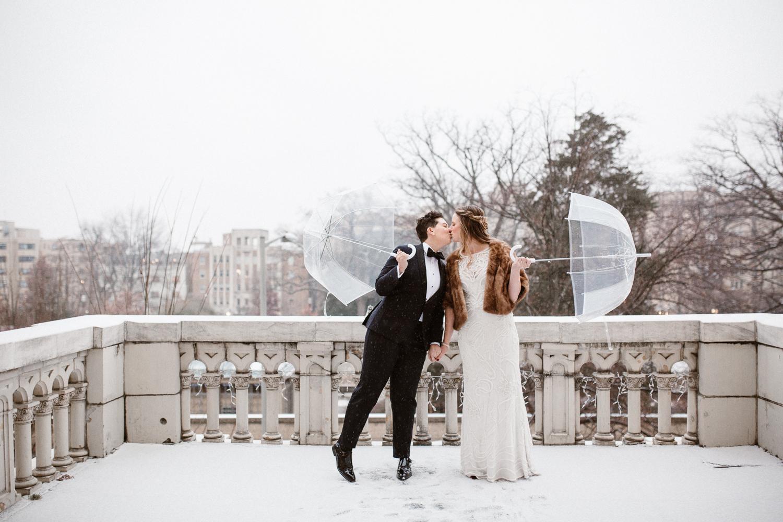 Kristen + McKenzie | Married  Washington DC