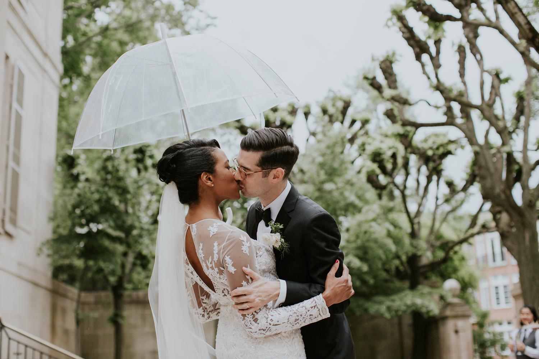 Danielle + Bob | Married  Washington DC
