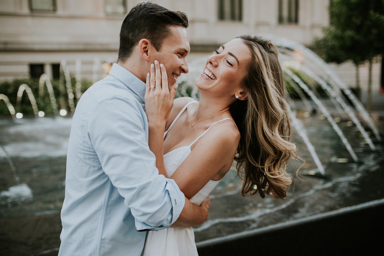 Alex + Trevor | Engaged  New York, NY