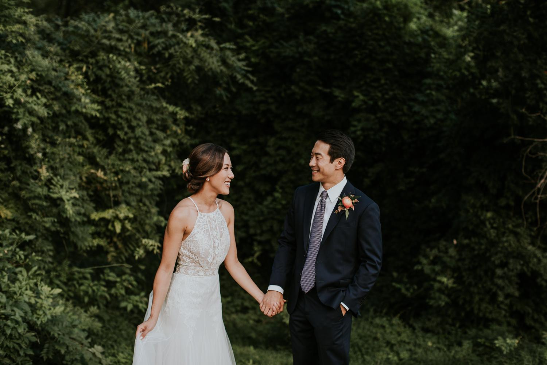 Aileen + Clinton | Married  Leesburg, VA