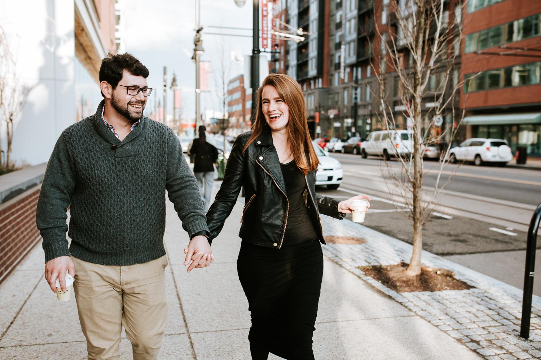 Heather + Adam | Engaged  Washington DC