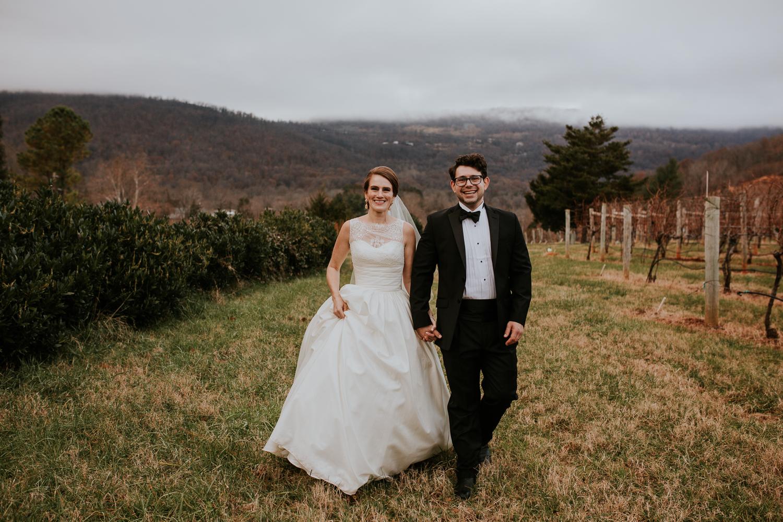 veritas-vineyard-virginia-wedding-couple-walking-photography